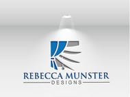 Rebecca Munster Designs (RMD) Logo - Entry #4