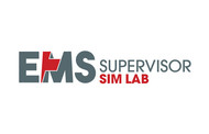 EMS Supervisor Sim Lab Logo - Entry #158