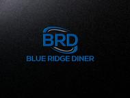 Blue Ridge Diner Logo - Entry #9