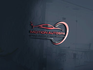 Motion AutoSpa Logo - Entry #231