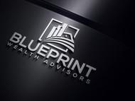 Blueprint Wealth Advisors Logo - Entry #252