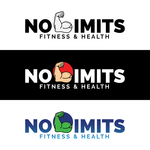No Limits Logo - Entry #73