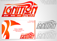 Ignition Fitness Logo - Entry #159