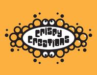 Crispy Creations logo - Entry #89