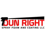 Dun Right Spray Foam and Coating LLC Logo - Entry #39