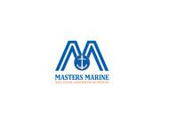Masters Marine Logo - Entry #363