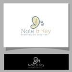 Note & Key Logo - Entry #19