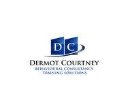 Dermot Courtney Behavioural Consultancy & Training Solutions Logo - Entry #86
