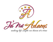 Ja'Net Adams  Logo - Entry #34