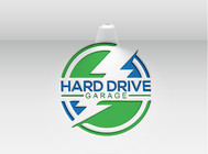 Hard drive garage Logo - Entry #277