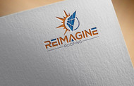 Reimagine Roofing Logo - Entry #190