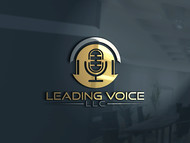 Leading Voice, LLC. Logo - Entry #161