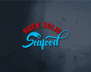 Rock Solid Seafood Logo - Entry #144
