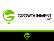 Growtainment, Inc Logo - Entry #113