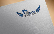 B3 Tech Logo - Entry #86