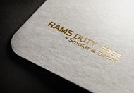 Rams Duty Free + Smoke & Booze Logo - Entry #239