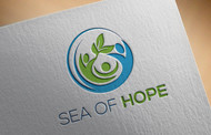 Sea of Hope Logo - Entry #256