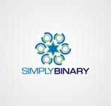 Simply Binary Logo - Entry #229