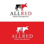 ALLRED WEALTH MANAGEMENT Logo - Entry #504