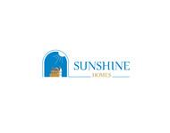 Sunshine Homes Logo - Entry #338