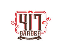 417 Barber Logo - Entry #86