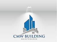 CMW Building Maintenance Logo - Entry #453