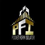Pocket Form Isolator Logo - Entry #107