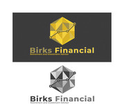 Birks Financial Logo - Entry #82