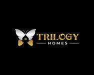 TRILOGY HOMES Logo - Entry #244