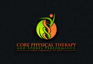 Core Physical Therapy and Sports Performance Logo - Entry #189