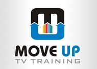 Move Up TV Training  Logo - Entry #78