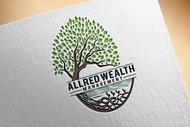 ALLRED WEALTH MANAGEMENT Logo - Entry #555