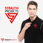 Stealth Projects Logo - Entry #182