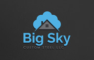 Big Sky Custom Steel LLC Logo - Entry #61