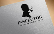 Inspector West Logo - Entry #141