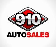 910 Auto Sales Logo - Entry #107