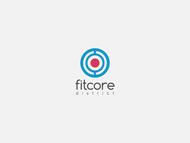 FitCore District Logo - Entry #17