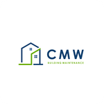 CMW Building Maintenance Logo - Entry #616