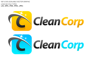 B2B Cleaning Janitorial services Logo - Entry #46