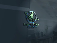 Logan Riley Soccer Logo - Entry #40