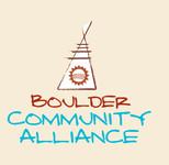 Boulder Community Alliance Logo - Entry #177