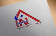 Installation Nation Logo - Entry #153