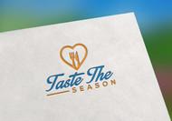Taste The Season Logo - Entry #73