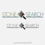 StoneSearch.com Logo - Entry #60