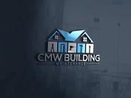 CMW Building Maintenance Logo - Entry #434