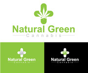Natural Green Cannabis Logo - Entry #16