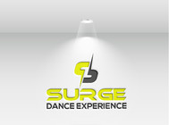 SURGE dance experience Logo - Entry #69