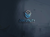 J&K Utility Services Logo - Entry #57