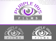 Purple Iris Films Logo - Entry #143