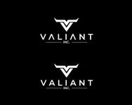 Valiant Inc. Logo - Entry #87